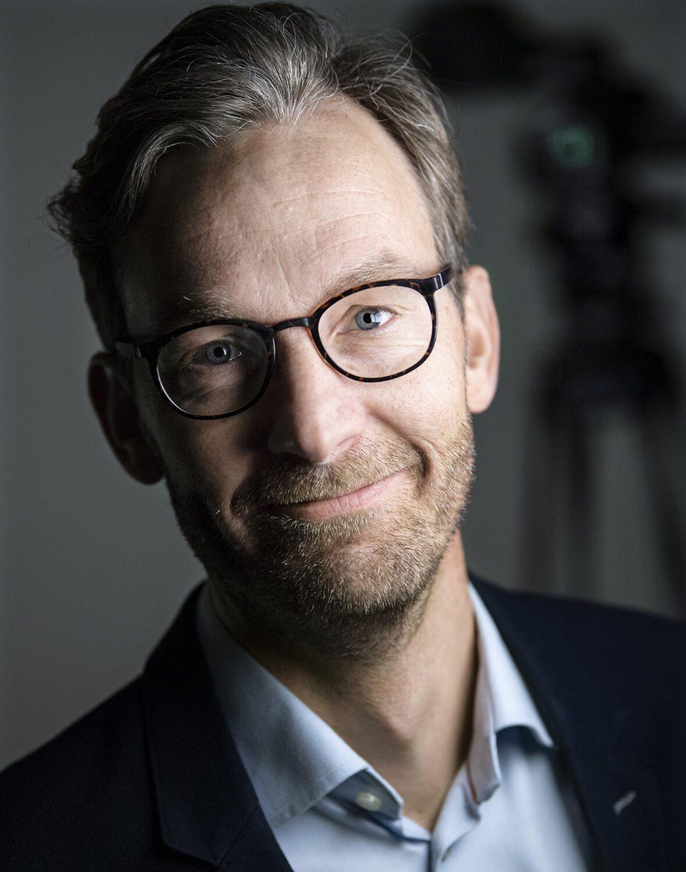 Søren Laursen, portræt